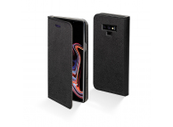 Husa Piele Phonix Pentru Samsung Galaxy Note9 N960 Neagra Blister SNO9BCB