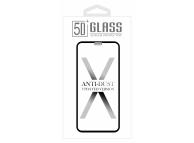Folie Protectie Ecran OEM pentru Huawei P smart, Sticla securizata, Full Face, Full Glue, Neagra, Blister