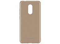 Husa TPU Molan Cano Jelly pentru Xiaomi Pocophone F1, Aurie, Blister