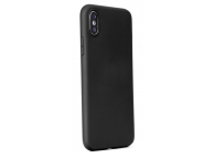 Husa TPU Forcell Soft Magnet pentru Apple iPhone 5 / Apple iPhone 5s / Apple iPhone SE, Neagra, Bulk