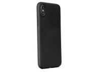Husa TPU Forcell Soft Magnet pentru Apple iPhone 7 Plus / Apple iPhone 8 Plus, Neagra, Bulk