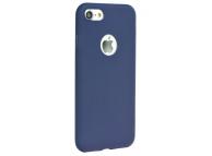 Husa TPU Forcell Soft Magnet pentru Apple iPhone X, Bleumarin, Bulk