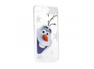 Husa TPU Disney Olaf Frozen 002 pentru Apple iPhone XS, Multicolor, Blister
