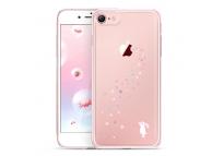 Husa TPU ESR Floral Bunny pentru Apple iPhone 7 / Apple iPhone 8, Multicolor, Blister