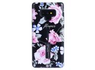 Husa Plastic - TPU OEM Rose pentru Samsung Galaxy Note9 N960, Multicolor, Bulk