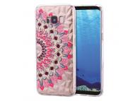 Husa TPU OEM Mandala pentru Samsung Galaxy S8 G950, Multicolor, Bulk