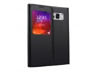 Husa Piele OEM Litchi View Samsung Galaxy S8 G950, Neagra, Bulk