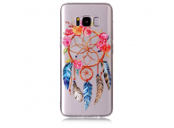 Husa TPU OEM Dream Catcher Samsung Galaxy S8 G950, Multicolor, Bulk