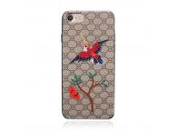 Husa TPU OEM Humming Bird Apple iPhone 7 / Apple iPhone 8, Multicolor, Bulk
