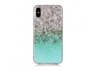 Husa TPU OEM Star Sky pentru Apple iPhone X / Apple iPhone XS, Multicolor, Bulk