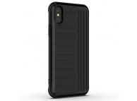 Husa Plastic - TPU OEM Angibabe pentru Apple iPhone X / Apple iPhone XS, Neagra, Bulk