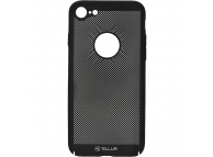 Husa Plastic Tellur Lightweight pentru Apple iPhone 8, Neagra, Blister  TLL121243