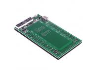 Placa cu Interfata activare Kaisi K-9206 cu cablu microUSB pentru acumulatori Samsung, Xiaomi si Huawei