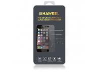 Folie Protectie Ecran Haweel pentru Samsung Galaxy Note8 N950, Sticla securizata, Full Face, Full Glue, Neagra, Blister