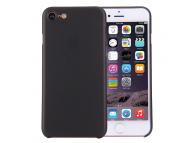 Husa Plastic OEM Ultra Slim pentru Apple iPhone 7 / Apple iPhone 8, Neagra, Bulk