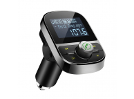 Emitator FM Bluetooth si MP3 Player AUTO cu buton Apel si 2 x USB HY92 Blister
