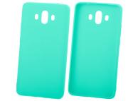 Husa TPU OEM Candy pentru Samsung Galaxy A6+ (2018) A605, Turcoaz, Bulk