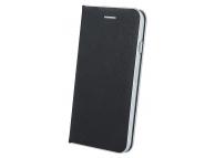 Husa Piele OEM Smart Venus pentru Apple iPhone XS Max, Neagra, Bulk