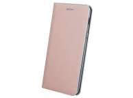 Husa Piele OEM Smart Venus pentru Apple iPhone XS Max, Roz Aurie, Bulk