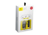 Incarcator Auto cu cablu Lightning - USB Tip-C Baseus, 1 X USB, Negru, Blister