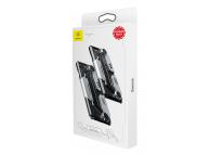 Husa Plastic Baseus Gamepad pentru Apple iPhone 7 / Apple iPhone 8, Argintie, Blister
