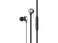 Handsfree Casti In-Ear LG Quadbeat 2 HSS-F530B, Cu microfon, 3.5 mm, Negru, Bulk