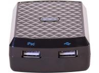 Incarcator Retea USB iGO PS00310-0002, 4.2A, 2 X USB, Negru, Blister