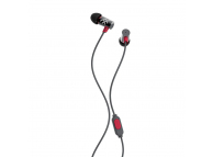 Handsfree Casti In-Ear iFrogz Luxe Air Sport, Cu microfon, 3.5 mm, Gri - Rosu, Blister