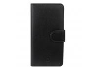 Husa Piele Redneck Prima Wallet pentru Samsung Galaxy S9 G960, RNCS02120, Neagra, Bulk