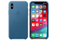 Husa TPU Apple iPhone XS Max, Albastra, Blister AP-MTEW2ZM/A
