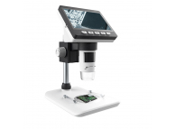 Microscop digital cu LCD HD 4.3 inch si LED, 1000X, Blister