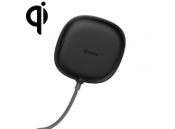 Incarcator Retea Wireless Baseus WXXP-01, Quick Charge, Negru, Blister