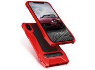 Husa Totu Design Super Car pentru Apple iPhone X / Apple iPhone XS, Rosie, Blister