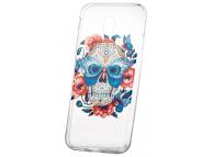 Husa TPU OEM Masked Ghost pentru Samsung Galaxy J3 (2017) J330, Multicolor, Bulk
