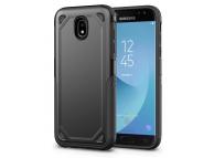 Husa Plastic - TPU OEM Rugged Armor pentru Samsung Galaxy J5 (2017) J530, Neagra, Bulk