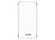 Husa TPU Kisswill Antisoc pentru Samsung J6 Plus (2018) J610, Transparenta, Blister