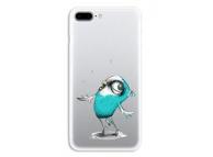 Husa TPU OEM Ultra Slim, pentru Samsung Galaxy A6 (2018) A600, Birds, Multicolor, Bulk