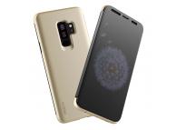 Husa Plastic - TPU Rock pentru Samsung Galaxy S9+ G965, Neagra, Blister