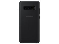 Husa TPU Samsung Galaxy S10+ G975, Neagra, Blister EF-PG975TBEGWW