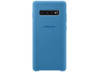 Husa TPU Samsung Galaxy S10+ G975, Albastra, Blister EF-PG975TLEGWW