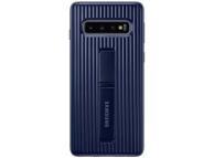 Husa Plastic Samsung Galaxy S10 G973, Standing, Bleumarin, Blister EF-RG973CBEGWW