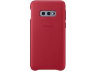 Husa Piele Samsung Galaxy S10e G970, Leather Cover, Rosie EF-VG970LREGWW