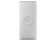 Baterie Externa Powerbank Samsung Cu incarcare Wireless, 10000 mA, 1 x USB, Argintie, Blister EB-U1200CSEGWW