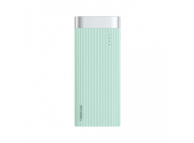Baterie Externa Powerbank Baseus Parallel Line 10000 mA, 1 x USB, Turquoise, Blister