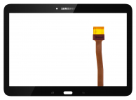Touchscreen Alb Samsung Galaxy Tab 2 10.1 P5110 / Samsung Galaxy Tab 2 10.1 P5100