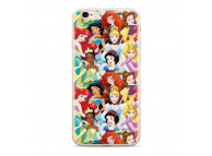 Husa TPU Disney Princess 001 pentru Samsung Galaxy A6 (2018) A600, Multicolor, Blister