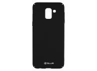 Husa TPU Tellur Super Slim pentru Samsung Galaxy J6 J600, Neagra, Blister TLL121884