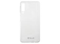 Husa TPU Tellur pentru Samsung Galaxy A7 (2018) A750, Transparenta, Blister TLL121665