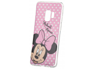 Husa TPU Disney Minnie Mouse 008 pentru Samsung Galaxy S9 G960, Multicolor, Blister