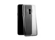 Husa TPU OEM Ombre pentru Samsung Galaxy J6 J600, Neagra, Bulk